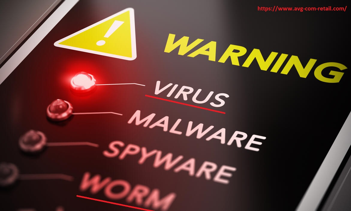 What is the Difference Between Virus and Worms and How to Protect Yourself from it? - Www.Avg.com/retail